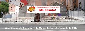 Iniciativa vecinal: Un parque infantil en este solar (Marqués de Viana, 64)