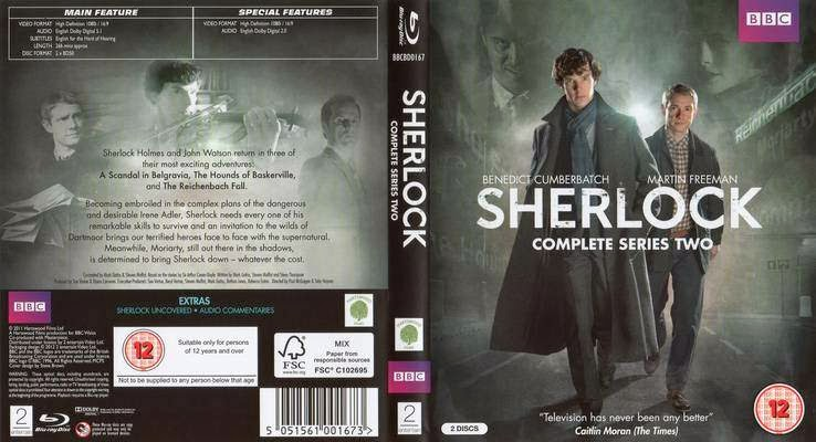 Download Sherlock (2012) Season 2 BluRay 720p