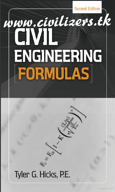 ROYAL CIVILIZERS | All free stuff to Civil Engineering ...