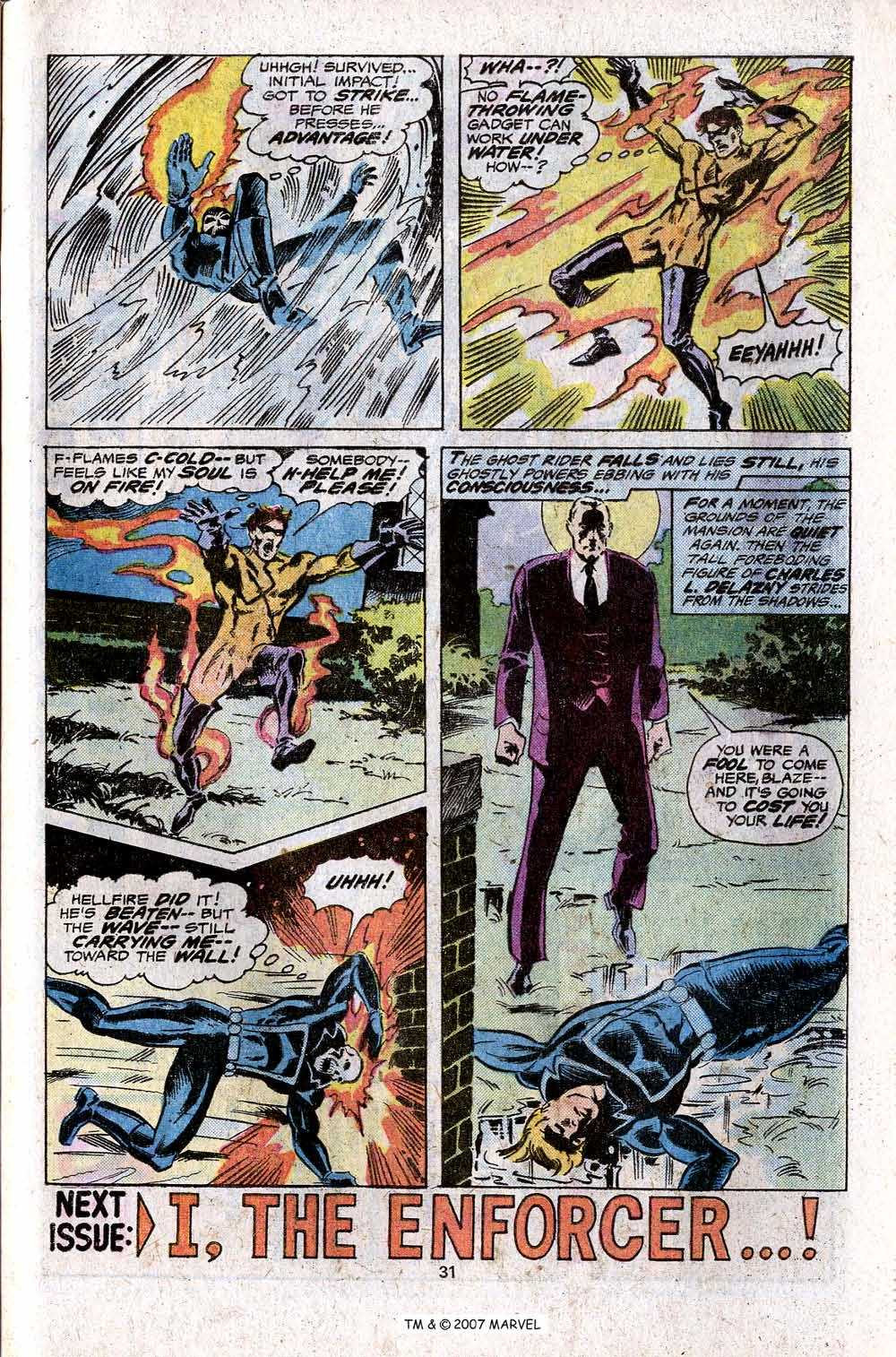 Ghost Rider (1973) Issue #23 #23 - English 33