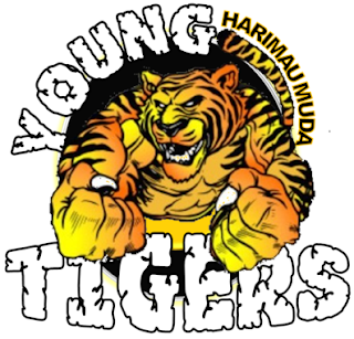 sekuad harimau muda