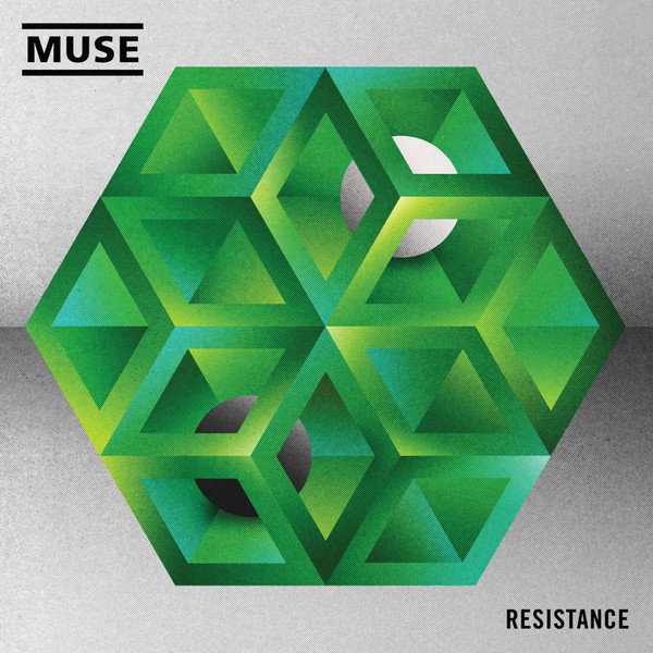 Muse - Resistance - Single Cover
