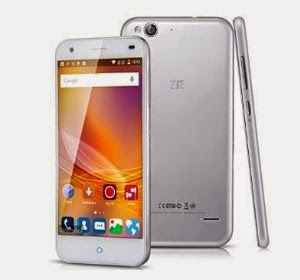 ZTE Blade S6 Android-Spezifikation