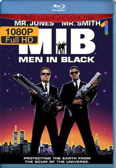 Hombres de negro (1997) BRRip [1080p] [Latino] [GoogleDrive]
