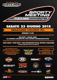 SPORTY MEETING 2018