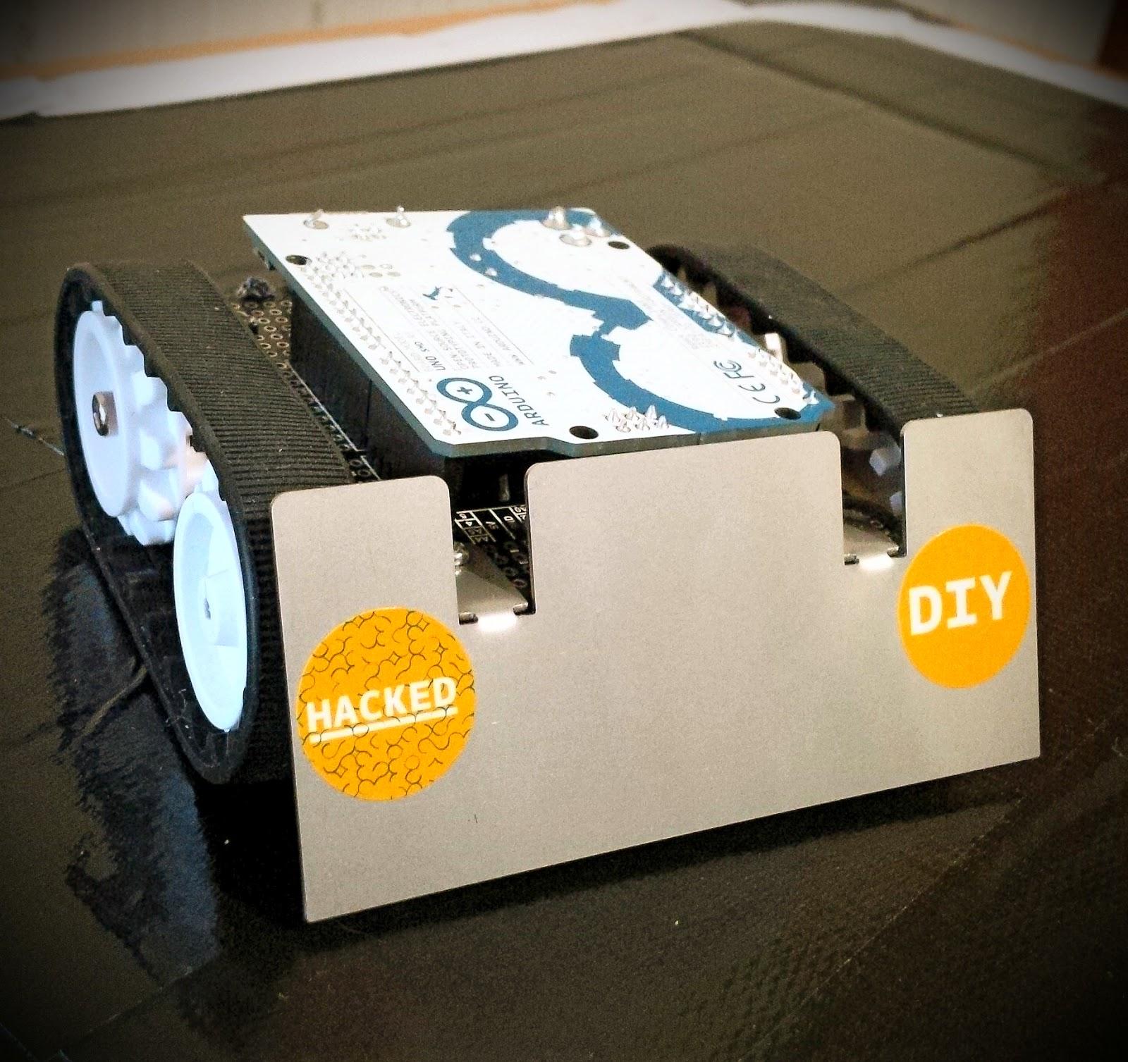 Aban simple border detection sumo robot zumo minor