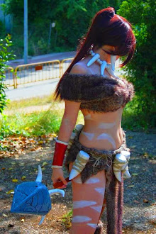 Nidalee, the bestial huntress (League of Legends)