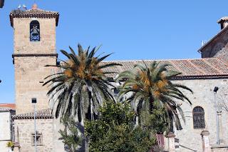 Iglesia Parroquial Ntra. Sra. de la Luz. Parrillas (Toledo)
