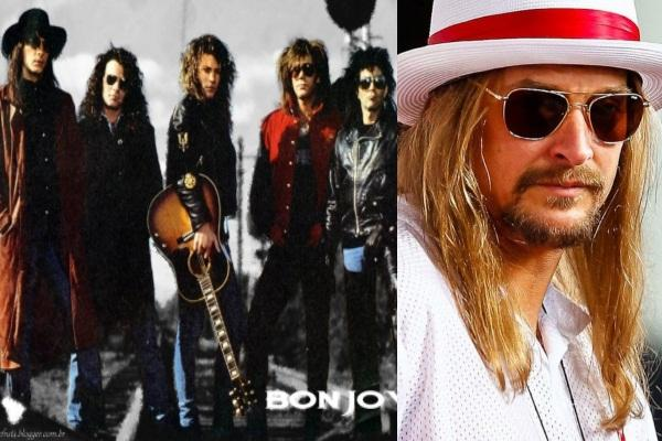 Bon Jovi featuring Kid Rock