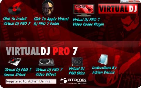 App's Free Download: Download Virtual DJ 7.0 PRO FULL