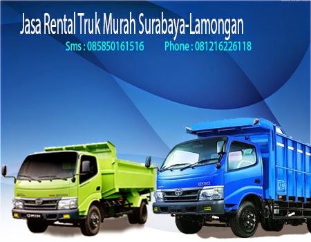 Jasa Rental Truk Murah Surabaya-Lamongan