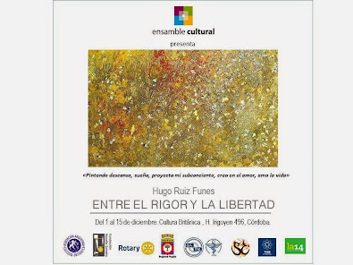 """Hugo Ruiz Funes """"Entre el rigor y la libertad"""""""