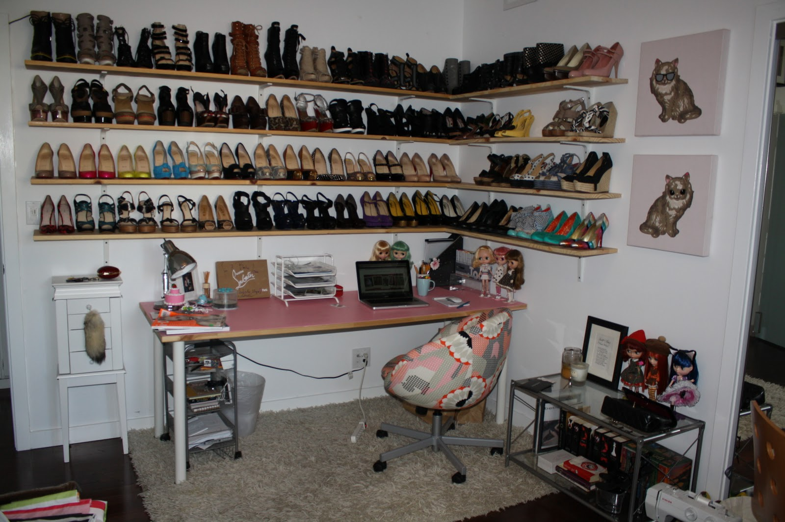 needs shoe big louboutin gjergjani a huge stiletto closet queen my me closets egreis palace up collection