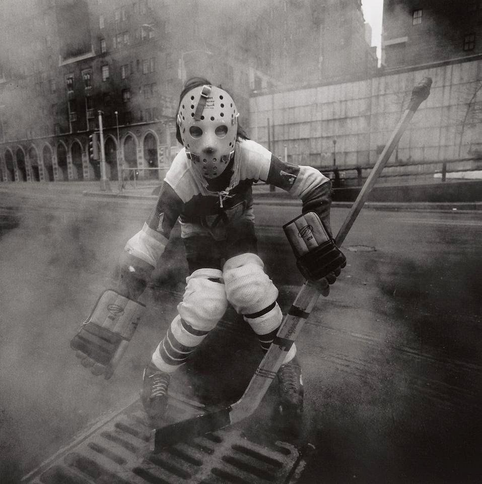 Arthur Tress recreates childrens nightmares