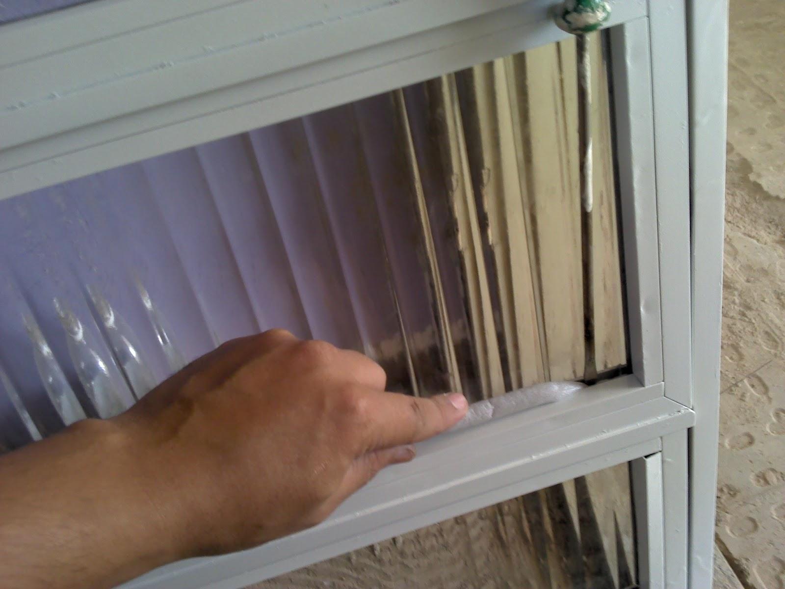 #674937  de espuma de PU flexível para fixar os vidros que pode ser colocado 1816 Janela De Aluminio Pode Pintar