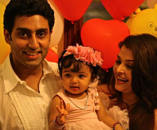 Abhishek Bachchan Aishwarya daughter birthday