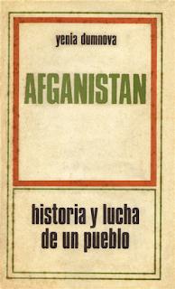 """""""Afganistán. Historia y lucha de un pueblo"""" - libro de de Yenia Dumnova - en varios formatos digitales y con imágenes Tapa+(Custom)"""