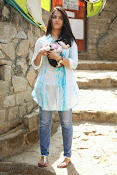 Anushka with Puppy at Blue Cross Pet Carnival Press meet-thumbnail-16
