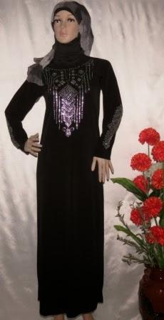 Grosir Baju Muslim Murah Tanah Abang Gamis Arab Manik
