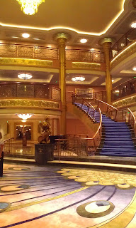 The Disney Fantasy Cruise Ship is Truly Grand