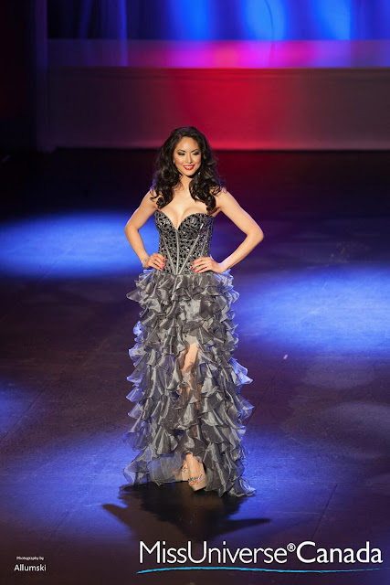 The real Miss Universe Canada 2013 Riza Santos