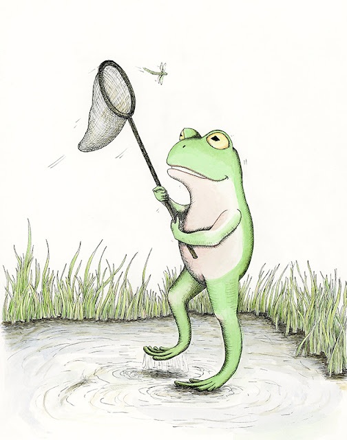 frog - yara dutra firmino