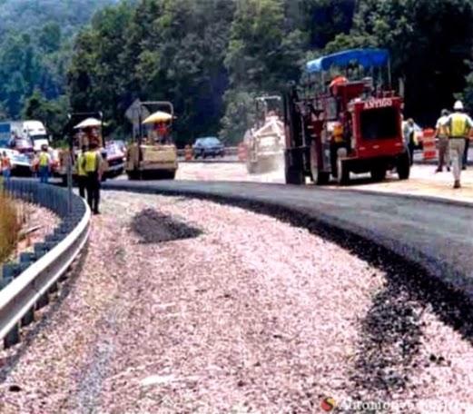 Malaysia Bakal Bina Jalan Raya Getah