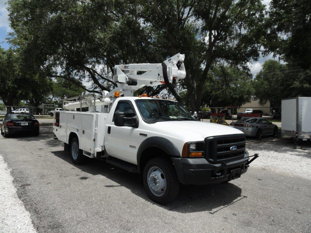 Auger Truck For Sale   Auger Tool Image
