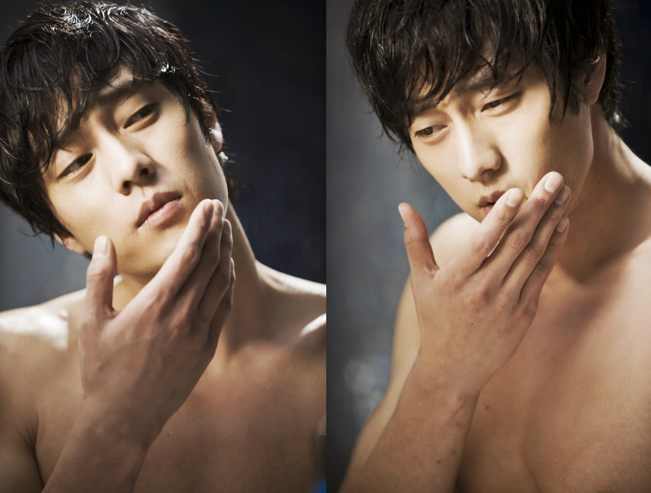 Sexy So Ji Sub to open this post. Stop touching your monitor, readers.