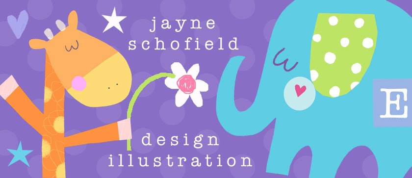 Jayne Schofield Illustration and Design