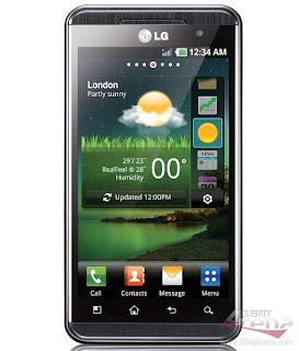 LG Optimus 3D P920-9