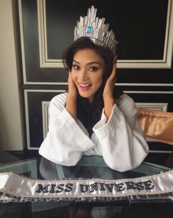 Rahsia Besar Miss Universe 2015 Terbongkar