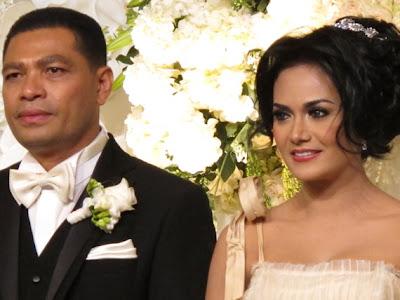 Gambar Kris Dayanti Seksi Hot dan Raul Lemos Wedding