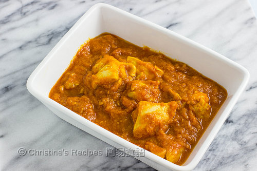 印度牛油雞 Butter Chicken02