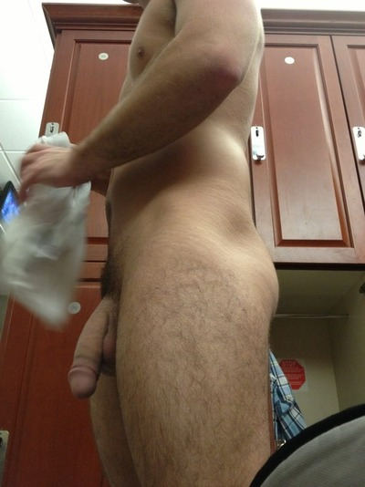 Voyeur Spying In The Locker Room And Shower