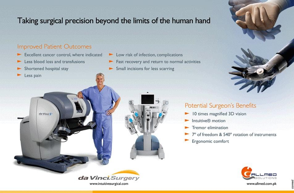 social effects on robotic surgery Harmless of the surgical robotics in hospitals might affect the economical and  social structure of the public system leading to direct and effective.