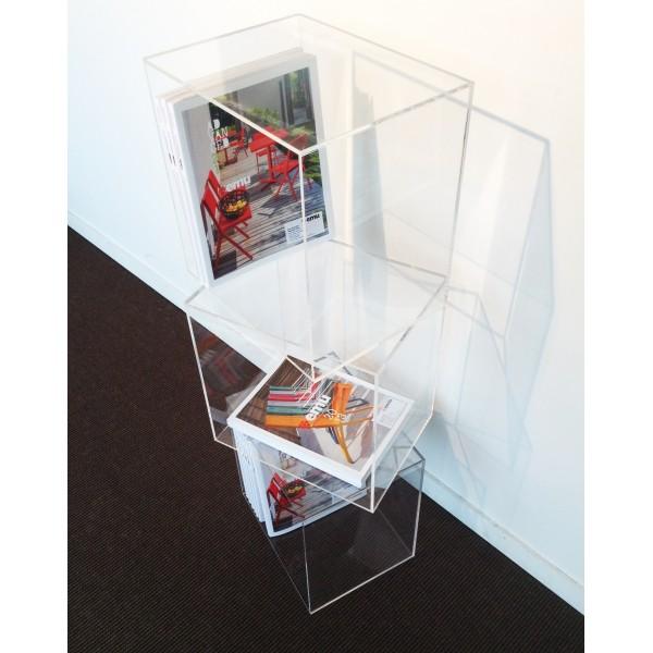 Progettazione e produzione di arredo e complementi d for Libreria cubi ikea