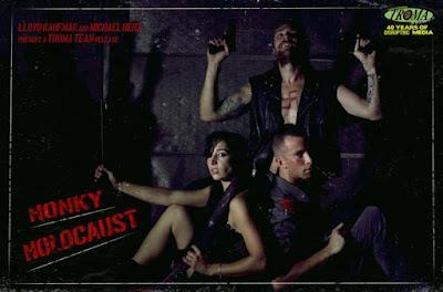 Honkey Holocaust poster