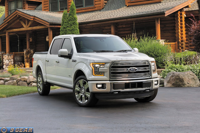 2020 Ford F 150 Limited Is The Most Luxurious Ford Truck Ever | 2020 ...