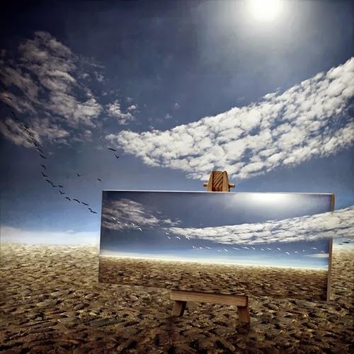 04-Heaven-Can-Wait-Artist Jeannette-Woitzik-Surreal-Digital-www-designstack-co