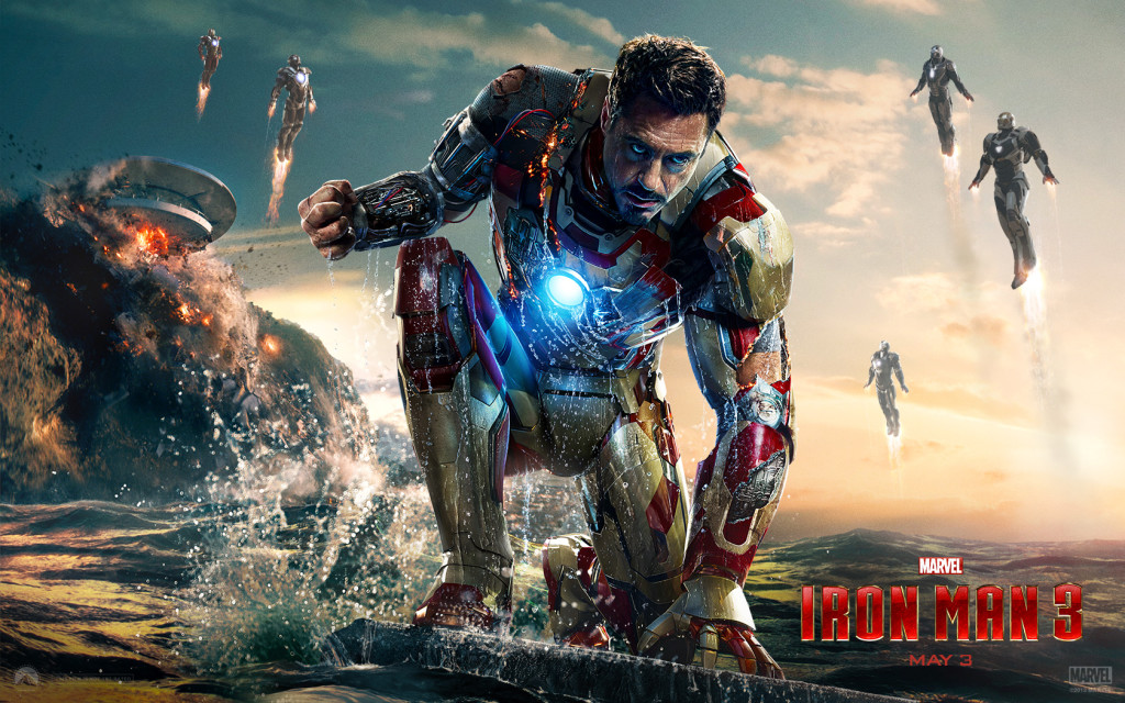 Watch Unused Iron Man 3 Animactic Clips