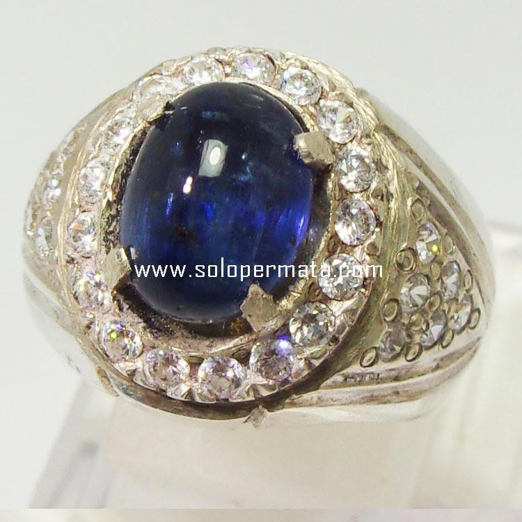 Batu Permata Blue Kyanite - 30A09