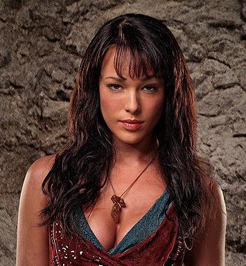 Viva Bianca Nuda Spartacus