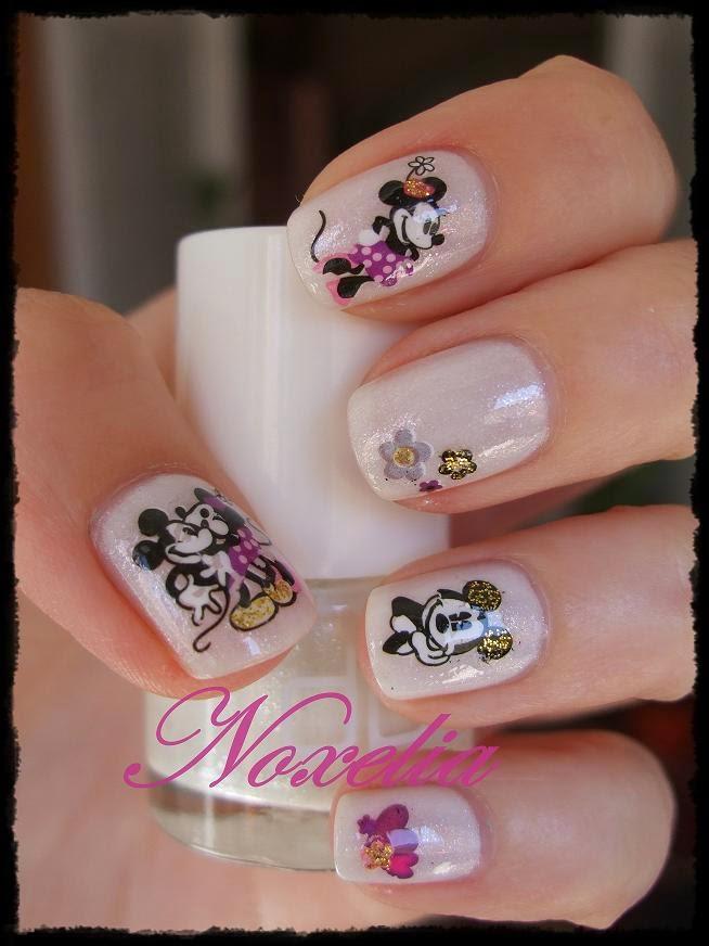 Noxelia: Stamping nail art: Colaboración con KKCenterHk V y Look de ...
