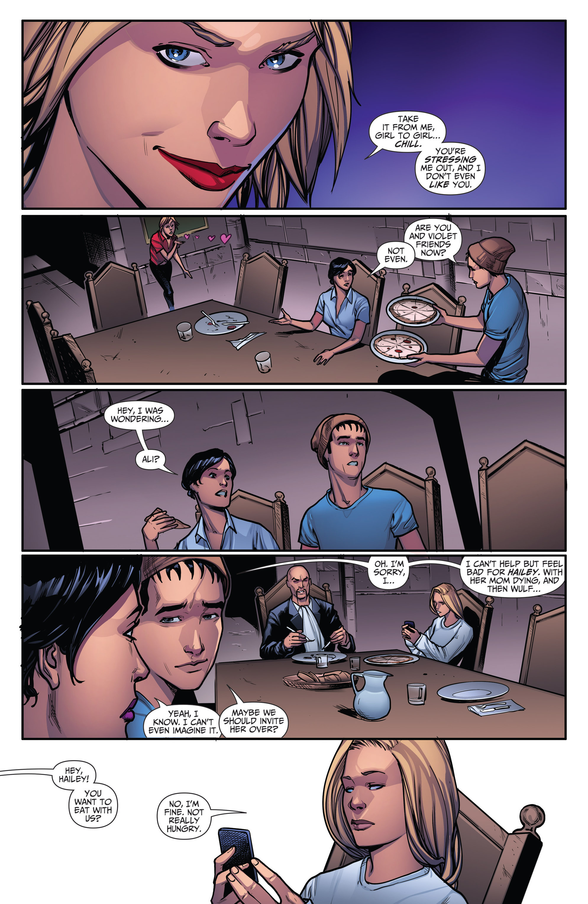 Grimm Fairy Tales (2005) Issue #107 #110 - English 8