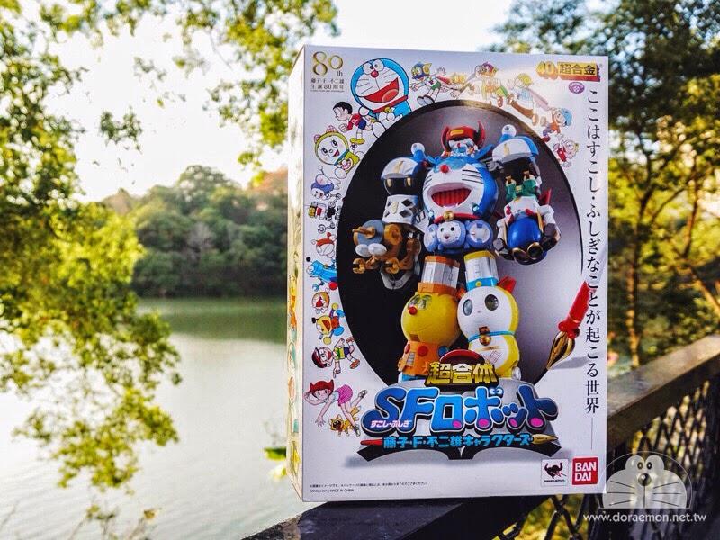 哆啦a夢超合金超合體機器人