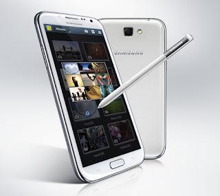 Samsung Galaxy Note II - tecnogeek