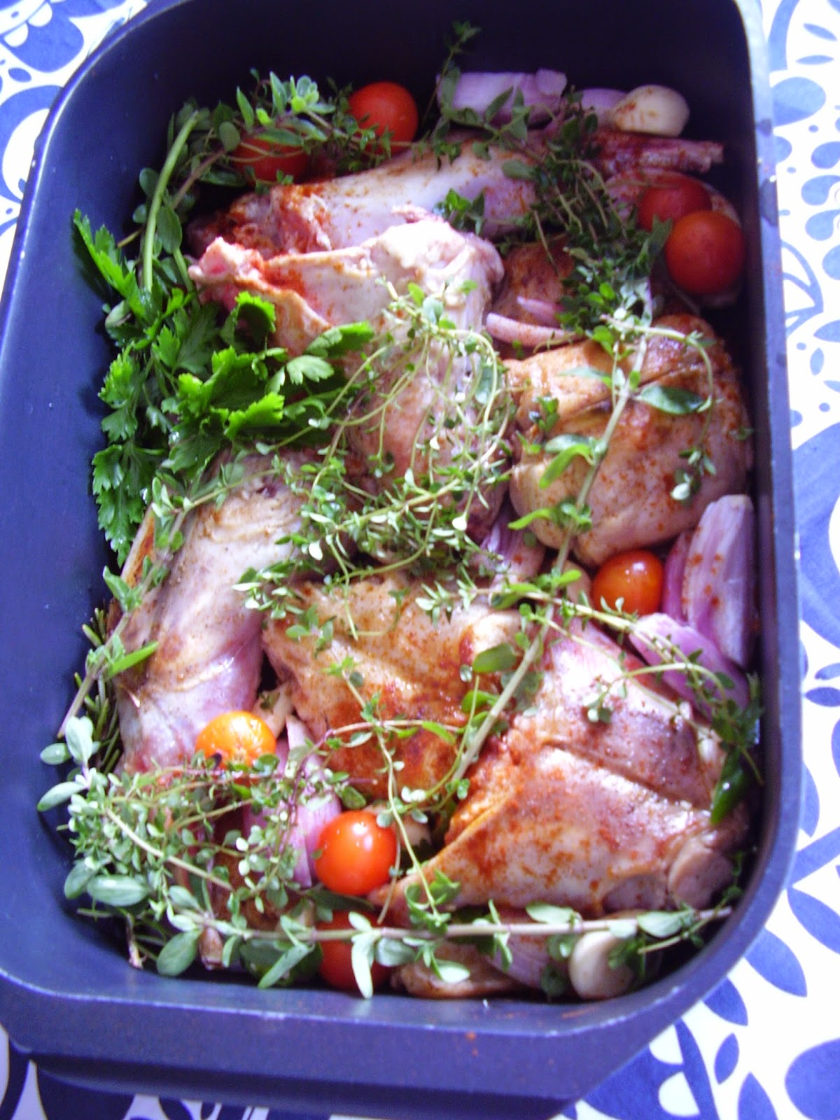 Kaninchen braten rezept