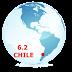 Un sismo - terremoto de magnitud 6,2 sacude Chile