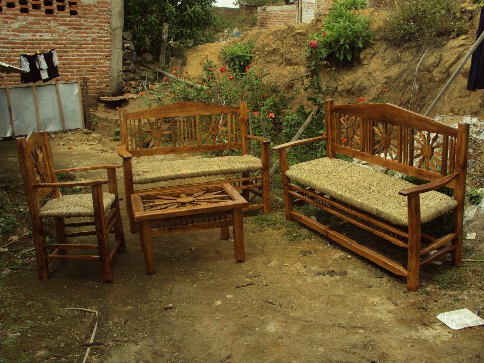 Muebles artesanales rusticos madera 20170721082440 for Muebles artesanales
